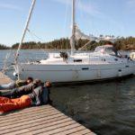Провожая лето и встречая осень. Из Стокгольма в Архипелаговое море.