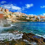 Сирос — столица Киклад