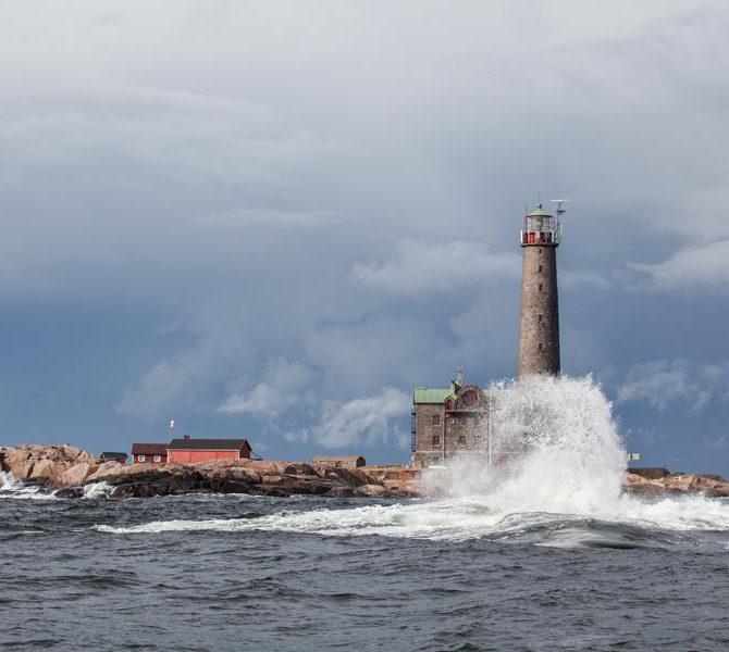 Бенгтшер, маяк на краю света