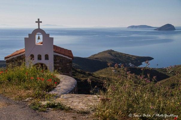 Волны и мифы Эгейского моря
