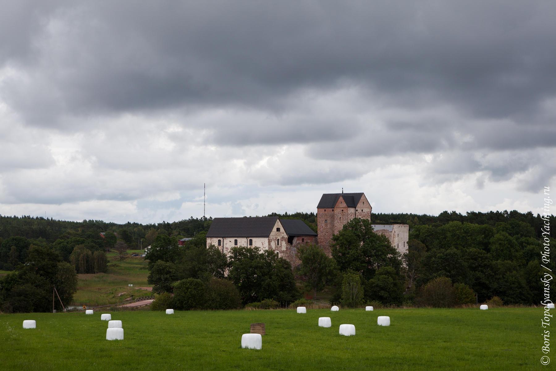 Кастельхольм, Kastelholm