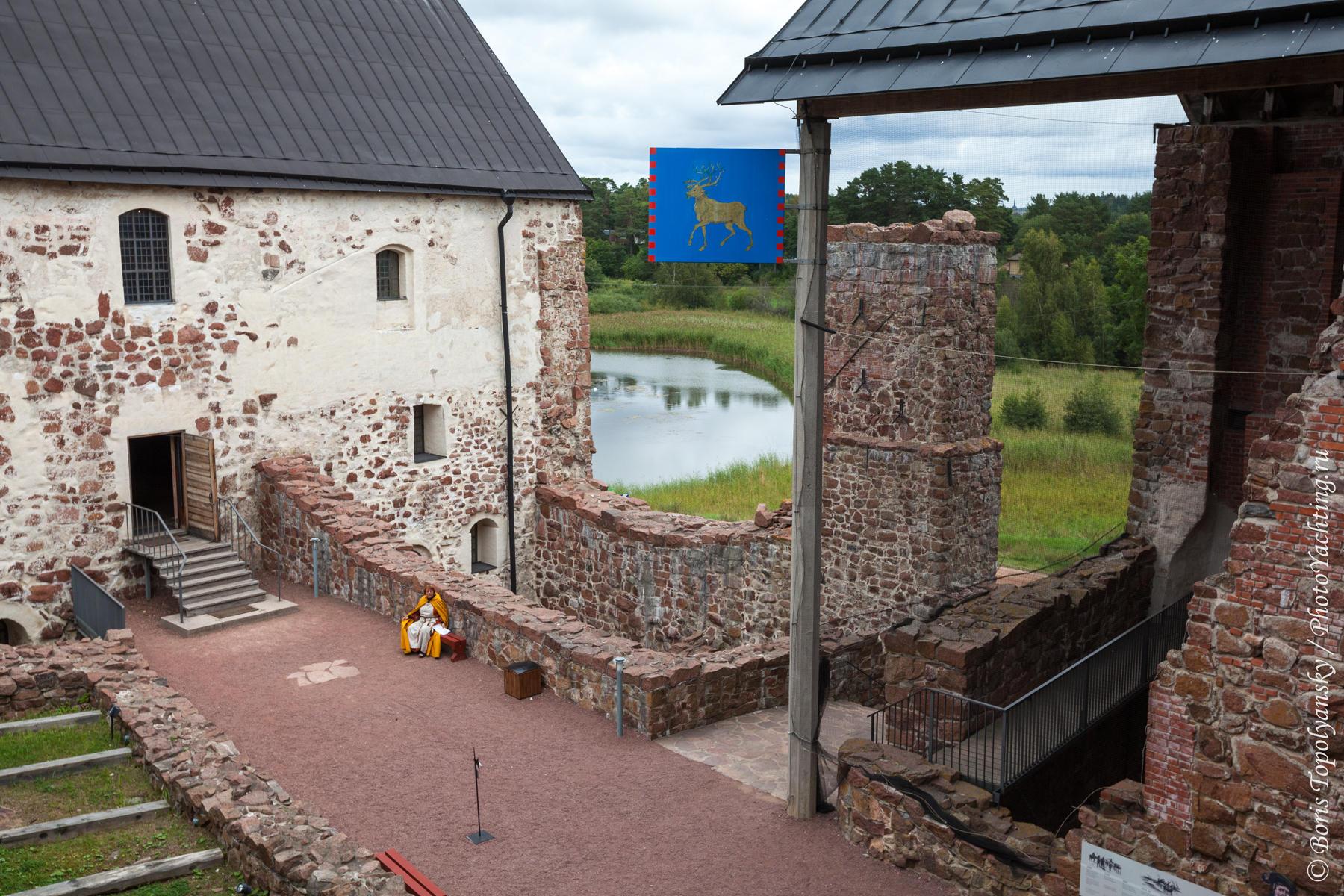Замок Кастельхольм, Kastelholm