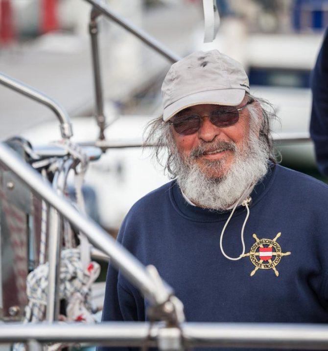 Короткие встречи с морскими пенсионерами в эпоху дожития