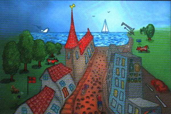 Антон Вершовский и его «Дания» (из серии «Книжка за книжкой»)